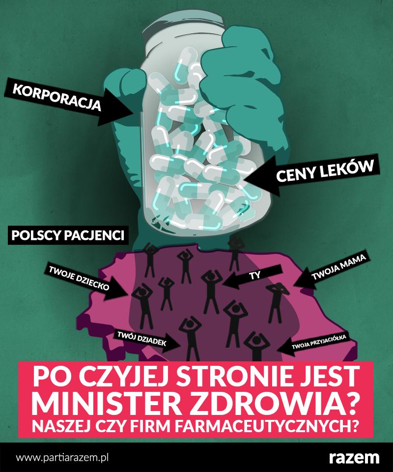 Łukasz Szumowski, pisowski minister zdrowia, za nic ma dobro pacjentów! Czy jest