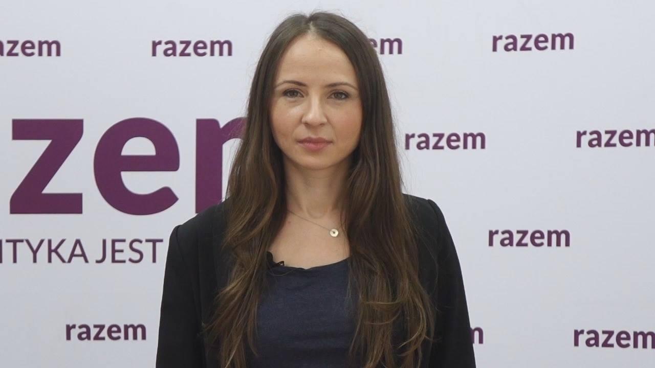 Obejrzyj Dziemianowicz-Bąk: Potrzebujemy Unii, miejsce Polski jest w Eu...