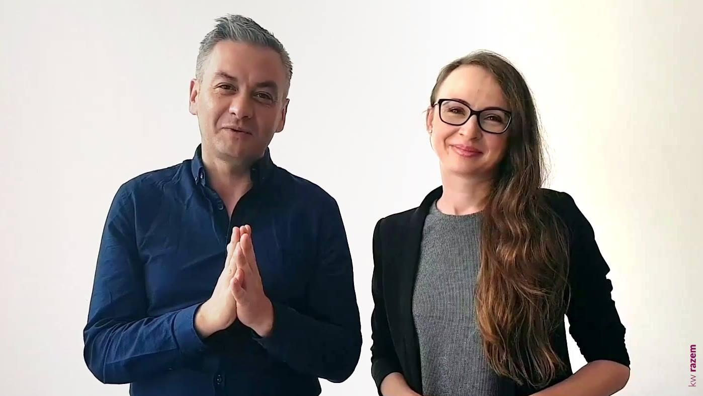 Obejrzyj Robert Biedroń popiera Agnieszkę Dziemianowicz-Bąk z Razem w wyborach do sejmiku województwa dolnośląskiego