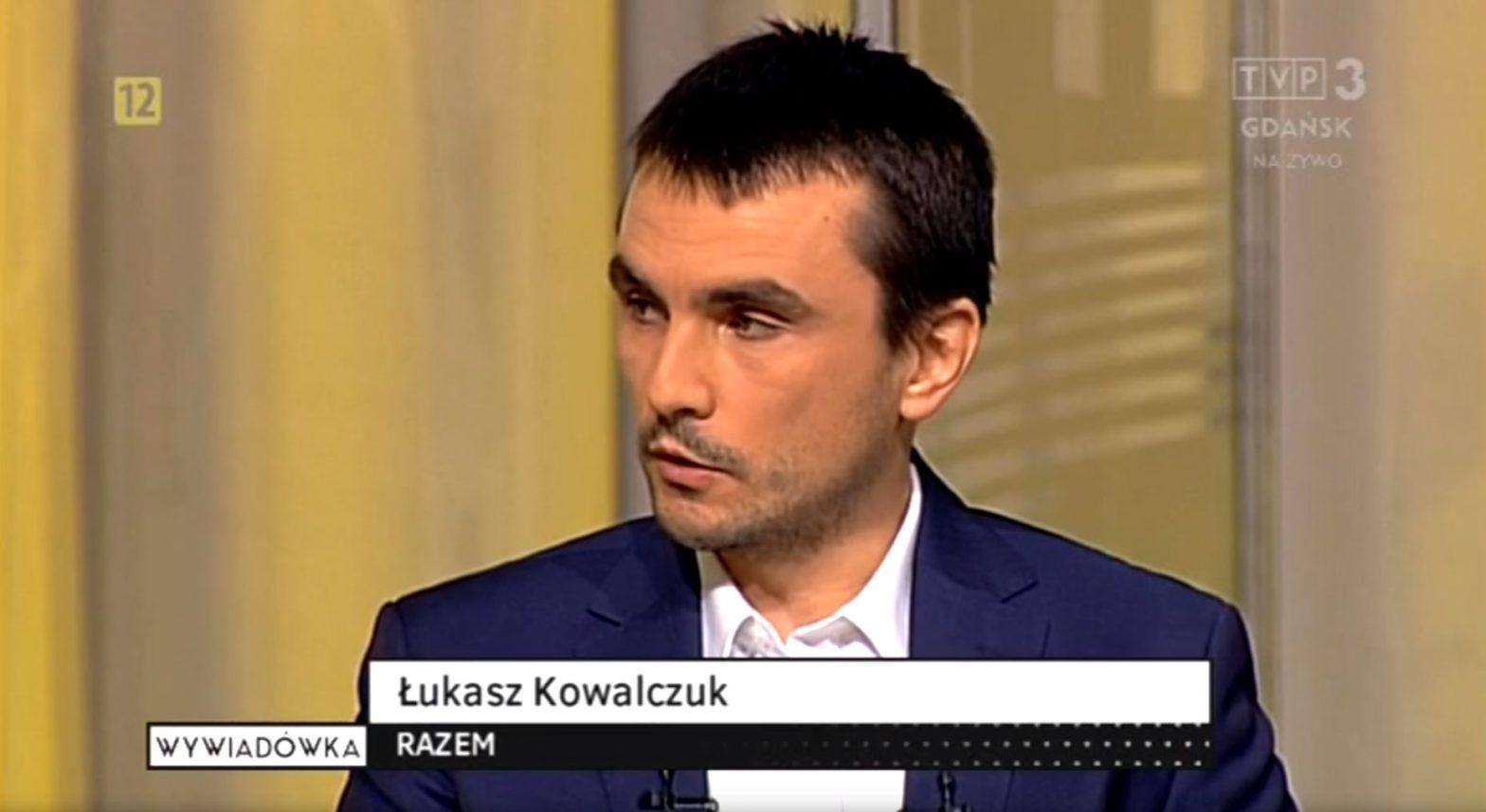 Próbowałem wczoraj być lewicowym głosem w TVP Gdańsk, w programie Małgorzaty Rak