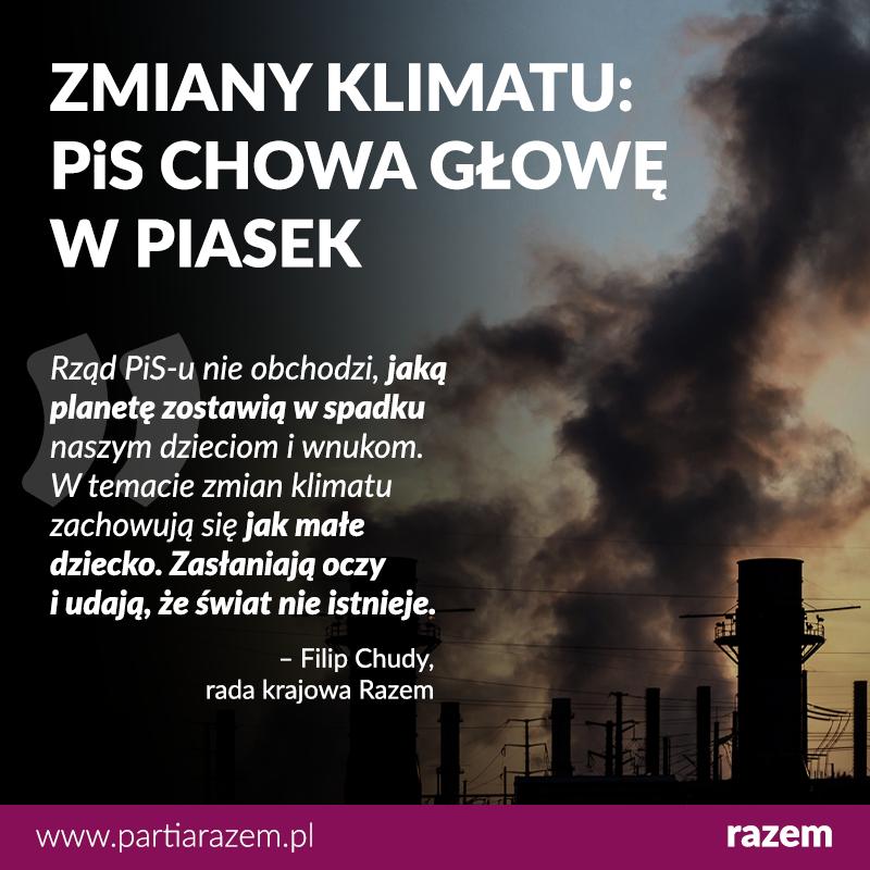 Skamielina Roku dla Polski była w pełni zasłużona.