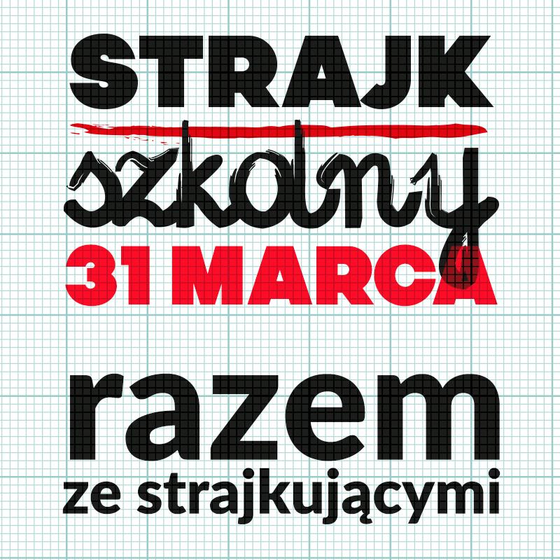 Strajk w oświacie 31 marca! ZNP zdecydował o terminie strajku. Ostatniego dnia m