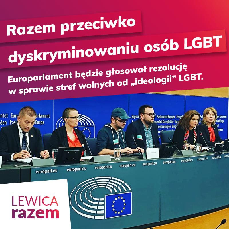 W 2019 roku 90 samorządów w Polsce postanowiło napiętnować część Polek i Polaków. Dokonano tego za pomocą uchwał o stref