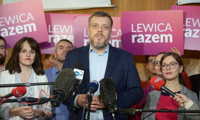 """Zjazd Lewicy Razem po wejściu do Sejmu: Będziemy mówili temu rządowi """"sprawdzam"""""""