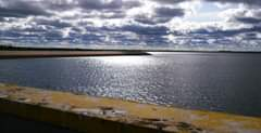 Obraz może zawierać: chmura, niebo, ocean, na zewnątrz, woda i przyroda