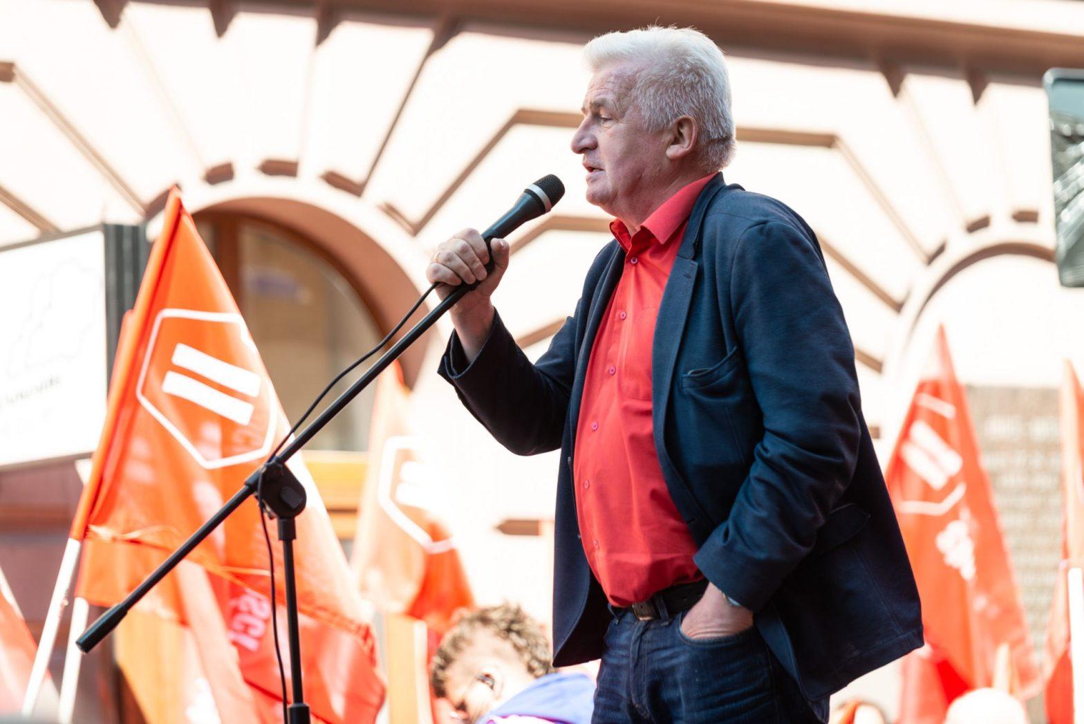 1 Maja to Święto Pracy i lewicy. W tym roku #LewicaRazem Razem Ruch Sprawiedliwości Społecznej Unia Pracy świętowaliśmy
