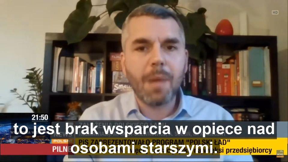 Jeszcze na gorąco o Polskim Ładzie: