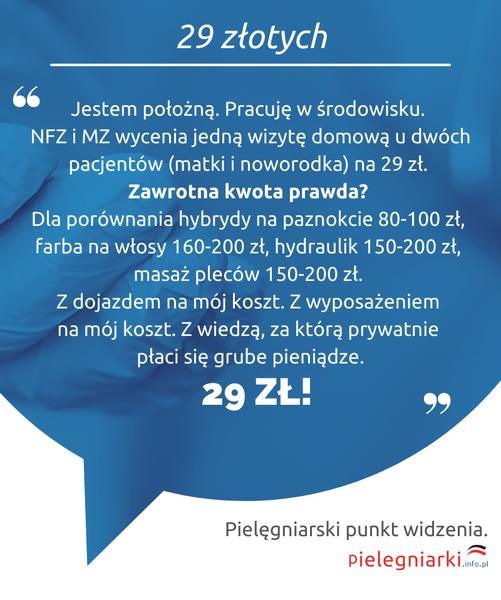 Fakty. Komentarze. Codziennie.  Dla pielęgniarek i położnych pielegniarki.info.
