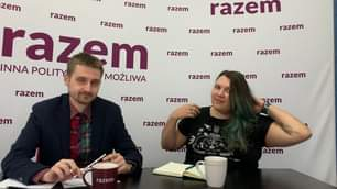 Ekonomiczny czwartek z Maciejem Szlinderr i Emilią Makówką z Własny$pokój - femi